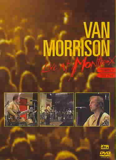 LIVE AT MONTRENX 1980 & 1974 BY MORRISON,VAN (DVD)